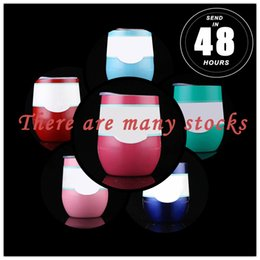 Wholesale Dinner Cups - Availueble Egg Shape cup 304 Stainless Noteworthy Gifts Item Pleasure Lepin Time Mentalism New Kids Toys Sell