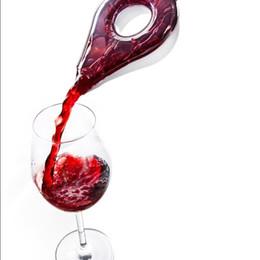 filtro de ar de admissão Desconto Mini Decanter Vinho Tinto Aerador V Estilo Magic Decanter Vinho Tinto Aerador Filtro De Admissão De Ar Despeje Pourer Bar Acessórios ZA3117