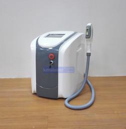 macchine popolari Sconti Macchina portatile di depilazione del laser di SHR IPL Macchina più popolare della stazione di depilazione della macchina di depilazione di SHR IPL