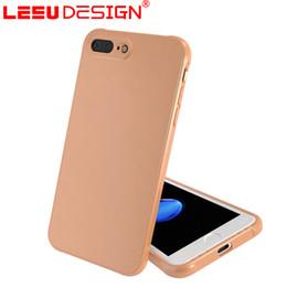Wholesale Custom Iphone Paint - LEEU DESIGN custom tpu case for iphone black with stereo sound speaker painting tpu case for iphone 6s plus soft tpu