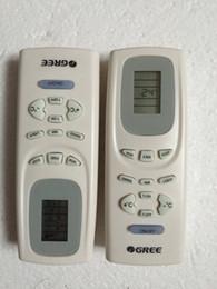 Wholesale Gree Remote - Wholesale- Free Shipping !! GREE Split And Portable Air Conditioner Remote Control Y512FA Y512 Y512F Air Conditioning Parts