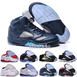 Wholesale Brown Snakeskin Shoes Women - retro 5 raging bull women Oreo space jam metallic V men basketball shoes sneakers 2016 outdoor sports shoes sizes 8.0-13 Michael Sports