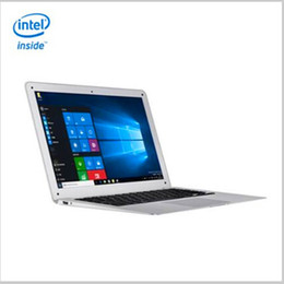 Wholesale Netbook Inch Windows - Wholesale- Jumper EZbook 2 laptop Netbook Intel Cherry Trail Z8300 14.1 inch tablet pc Windows 10 Home 4GB 64GB Quad Core windows tablet