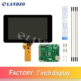 """Wholesale 7inch Display Panel - HDMI LCD Display Driver Controller Board 7"""" 7inch 1280*800 IPS N070ICG-LD1 LD4 Touch Panel Kit for Raspberry PI series"""