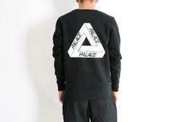 Wholesale Hip Hop Lady S - Wholesale-New 2016 Alimoo women men palace hoodies Sweatshirts men sweat palace hoodies 4XL hip hop palace skateboards Ladies sweatshirt