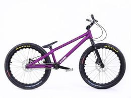 """Wholesale 24 Bmx - ECHOBIKE CZAR 24"""" Street Trials Bike Complete Trial Bike ECHO KOXX BMX KOXX Try-All Rockman Inspired Danny MacAskill"""