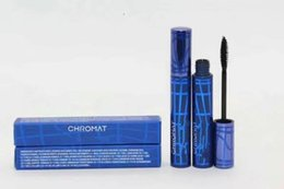 Wholesale Mascara Volume Waterproof - Newest Makeup Mascara Chromat Volume Black Waterproof mascara High quality free shipping