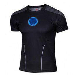 Wholesale Blue Dc Shirts - Wholesale- 2016 new DC Gookin Yee The Flash Superhero t shirt men costume jersey 3d Short Sleeves Camisetas Quick Drying