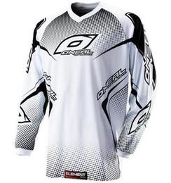 Wholesale Bicycling T Shirts - 2017 Maillot Ciclismo Moto New Motocross Jerseys Dirt Bike Cycling Bicycle Mtb Downhill Shirts Motorcycle T Shirt Racing