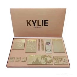 Wholesale Glow Gloss - New Kylie Vacation Edition Bundle Makeup set take me on vacation,Send me more Nude,Shinny Dip,Ultra glow,the wet set,June bug,Gloss DHL