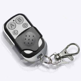 Wholesale Garage Remotes Wholesale - Wholesale-Universal Garage Door Cloning Remote Control Key Fob 433mhz Gate Key Fob New