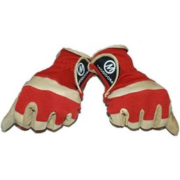 Wholesale Leather Winter Mitts - Equestrianism glove Modoom finger Horsemanship support professional mitten Ride horse club training Sport mitt Hot palm protect