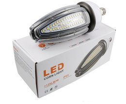 Wholesale E26 E27 Base Bulb - new LED corn bulb lights 30w 40w 50w E26 E27 E39 E40 waterproof screw base high bay canopy light 50W 120Lm W lamp CFL HID AC100-277V bulbs