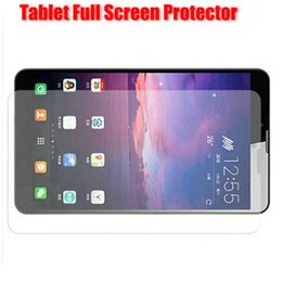 "Wholesale ipad mid - Wholesale- 3pcs lot Screen Guard For 7"" LEXAND SA7 PRO HD Mystery MID-753G Tablet Original Clear Full Screen Protector Film Free Ship"