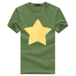 Wholesale Universe Shorts - Wholesale- Mens T-shirts STEVEN UNIVERSE STAR COOKIE CAT Shirt Short Sleeved Shirt special price thin funny cotton plus casual size S-3XL