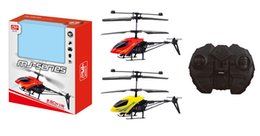 """Wholesale X Helicopter - 5.9"""" x 1.18""""x 3.54""""Rc Helicopter 2CH Remote Electric Control Helicopter Drone Radio Control Quadcopter Flashlight for Wholesale Drone flyers"""
