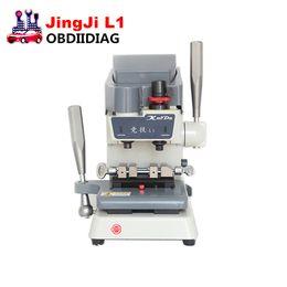 Wholesale Vertical Cut Machine - 2017 Newest JingJi L1 Vertical Operation Key Cutting Machine Ideal for dimple and laser keys