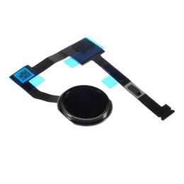 Wholesale Button Ipad Case - Wholesale-OEM Home Button with Flex Cable for iPad Air 2 - Black -parts