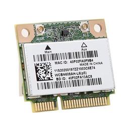 Carta mini pci del bluetooth online-AR5B225 Wireless 150M 802.11 a / g / n Wifi + Scheda grafica Bluetooth 4.0 PCI-E