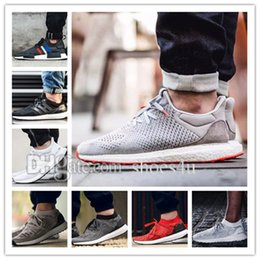 Wholesale Brown Flats Size 11 - Ultra Boost UNCAGED Solebox UltraBoost mens running shoes for men designer sneakers women Sports trainers shoes Hypebeast US 5-11 Size 36-45