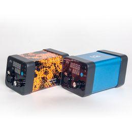 Wholesale Eletronic Cig - E Cig Starter Kit Eletronic Nail Wax Pen With Gr2 Titanium Nail Glass Bong Vaporizer Dry Herb Dab Tools