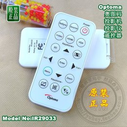 Wholesale Wholesale Optoma Projectors - Wholesale- new Original remote control for optoma S315 S316 X316 X315 OSX852 W312 X312 OEX952 HEF973 S715ST OPS251 S310E projectors