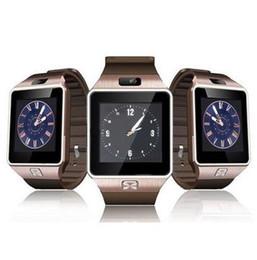 Бесплатные электронные карты онлайн-Бесплатная доставка DZ09 smart watch для Apple android телефон поддержка SIM-карты reloj inteligent smartwatch ПК носимых смарт-электроники