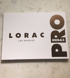 Wholesale Eye Shadow Palette 32 - LORAC Limited Edition Holiday Mega PRO Palette Eye Shadow 32 Color Makeup pro 3 In stock