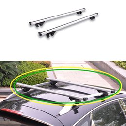 Wholesale Aluminum Car Roof Rack - CAR Vehicle Adjustable Roof Rack Aluminum alloy Main Body For Mercedes Benz GL320-GL550 2007-2016 DIY CASE l