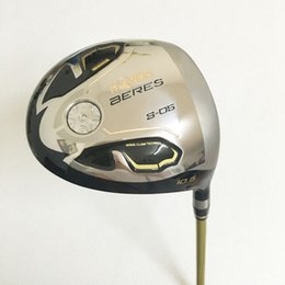 Wholesale Beres Golf - New Golf clubs honma BERES S-05 Golf driver 9.5 10.5 loft Driver clubs Graphite shaft R or S flex Free shipping