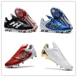 Wholesale Fishing Flats Boots - 2017 New mens Football Boots Copa Tango 17.1 FG Soccer Shoes for men ACE 17 IN IC TF Soccer Cleats 40-46