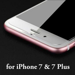 Canada En gros 9H 2.5D Protecteur d'écran en verre trempé anti-déflagrant pour iPhone 8 7 6s plus film de protection en verre pour iPhone 5s 5 se film de verre Offre