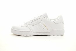Wholesale Best X Powerphase White Discount Cheap High Quality Calabasas Men Women Sneakers White leather upper with lateral Calabasas CQ1693