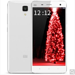 Wholesale Sim Only - xiaomi4No lock Andrews phone China can only mobile phone white telecommunications 4G support triple play (2GB +16 G R0M)
