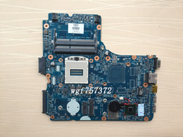 Wholesale Intel G1 - For HP ProBook 440 G1 450 Laptop Motherboard 734087-001 734087-601 HM87 48.4YW03.011 DDR3 Intel Notebook Systemboard