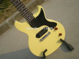 Wholesale Slash Lp Electric Guitar - Factory Out Let electric guitar lp studio slash standard yellow color electric guitar AAA Quality,Actual Photo
