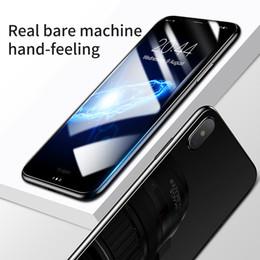 Cristal templado lleno curvo para iPhone X Protector de pantalla de película 9H borde curvado galvanizado para iPhone X envío gratis desde fabricantes