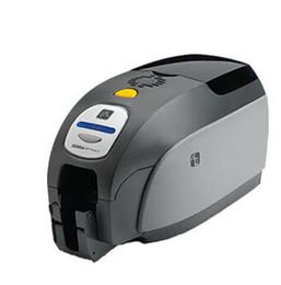 2019 kommerzielle etikettendrucker Freies Verschiffen ZEBRA ZXP Serie 3C einseitig Kartendrucker / Kanton Messe meistverkaufte