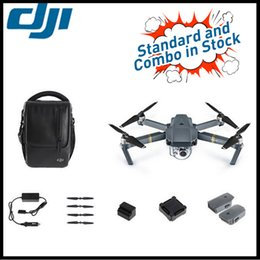 Wholesale Rc Connections - In Stock DJI Mavic Pro RC Quadcopter 4K HD Camera 3 Axis Gimbal 7 KM Super Distance DJI Mavic Pro free shipping