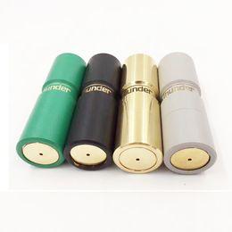 Wholesale Wholesale Seiko - Vaporizer Elthunder Mod E Cigarette fit 18650 Battery with 510 thread VAPE RDA RDTA High quality Go beyond Seiko Mech Mod DHL free
