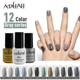 Wholesale Day White Gel - Wholesale-Vernis Semi Permanent 24 Colors Choose Best One Gel Nail Polish Gorgeous Colors Uv Gel Nail Polish Long-Lastting Up To 30 Days