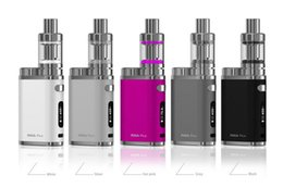 Wholesale Shipping Starter Kit - 100% High Quality Electronic Cigarette Box Mod ELeaf iStick 75W PICO Starter Kit With Melo III Mini Tank DHL Free Shipping