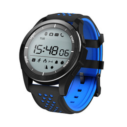 Wholesale Counting Watch - Step Count Smart Watch Waterproof Bracelet Sports Wristwatch support Call Message Reminder Altimeter for iphone 5 5s 6 6s Android Mobile