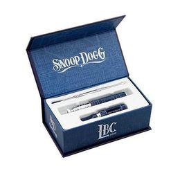 Wholesale Electronic Pens Cigarette Starter Kit - snoop dogg herbal dry herb vaporizer pen starter travel kit kits g atomizer e cig electronic cigarette coil coils VS Subvod Starter Kit