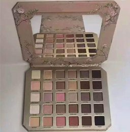 Wholesale Neutral Eyes - 2017 HOT Makeup Chocolate Natural Love Eye Shadow Collection Palette Ultimate Neutral 30 Color Eyeshadow Palette