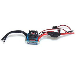 Wholesale Rc Brushless System - Hobbywing EZRUN 60A SL Speed Controller Brushless ESC Power System for 1 10 1 12 RC Car F17807