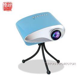 Wholesale Brand Projector - Wholesale- Brand New Mini LED Digital Portable Projector, for Home Multimedia Cinema,Support AV TV VGA USB HDMI,CHINA Projektor Proyector