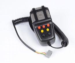 Wholesale Car Loudspeaker Horn - 7 Sound Electronic Horn Car Alarm Siren Horn Security System 12V 60W Car Loudspeaker Horn Police Siren Car Megaphone Loudspeaker