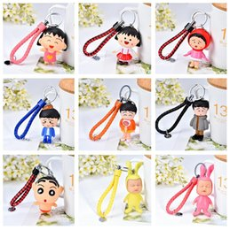 Wholesale Skeleton Hand Bags - New arrival Weaving leather car keys key chain pendant doll key hand creative bag pendant KR249 Keychains mix order 20 pieces a lot