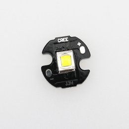 Wholesale Cree Star - Wholesale- CREE XM-L2 U3 3A 5000K-5500K Cool White LED Emitter with 16mm Aluminum Heating Star